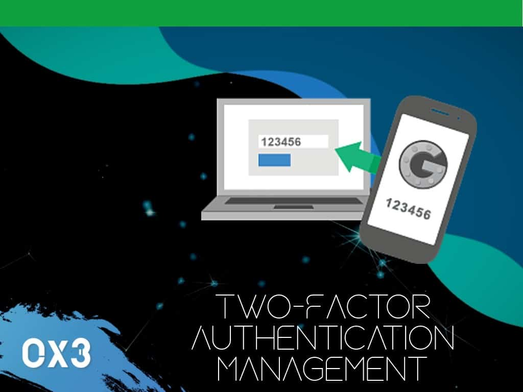 Two-Factor-Authentication-Management