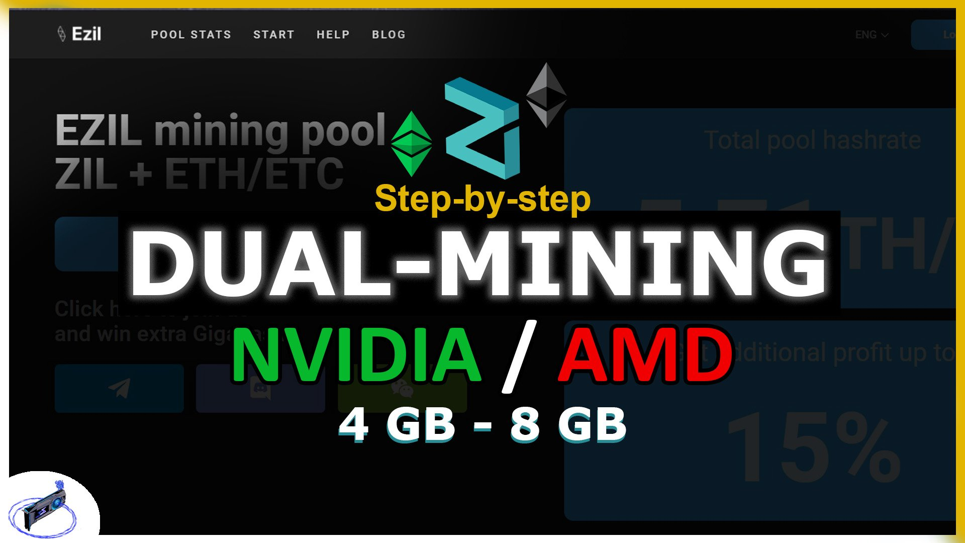 How To Dual Mine ETH/ETC With ZIL