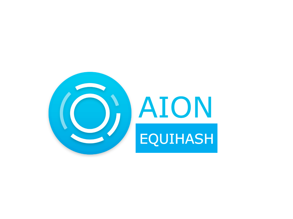 Windows 10 AION Mining