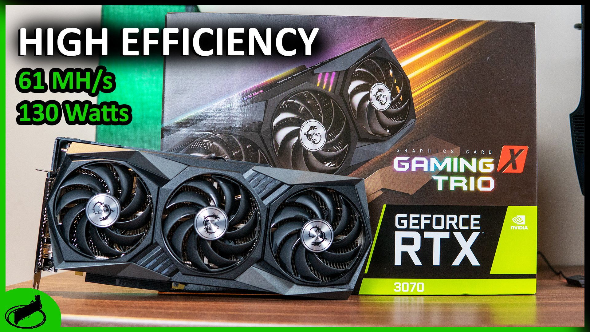 RTX 3070 Mining Overview